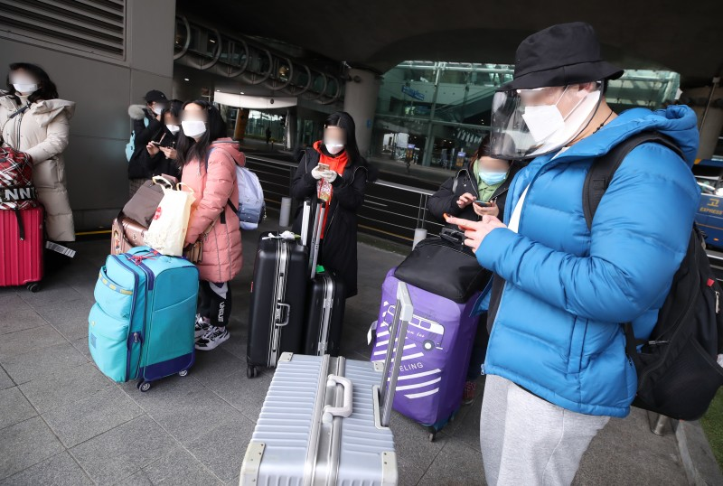 31,000 Chinese Students Yet to Return to S. Korea After Winter Break