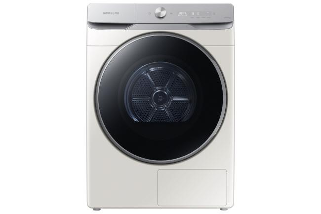 Samsung Electronics Co.'s Grande AI clothes dryer. (image: Samsung Electronics)