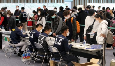 S. Korea Increasingly Turns Eyes on Imported Cases amid Slowing Virus Infections