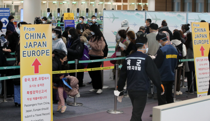 Foreign Arrivals in S. Korea Again Dive 98 pct in May
