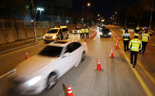 Coronavirus Testing Inspires Drive-through Drunk Driving Checkpoints
