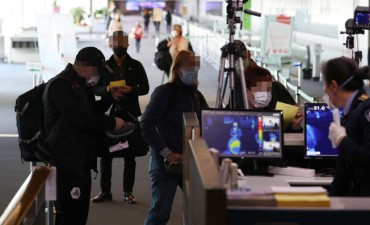 Arrivals from Europe to Face Virus Test, 2-week Self-isolation