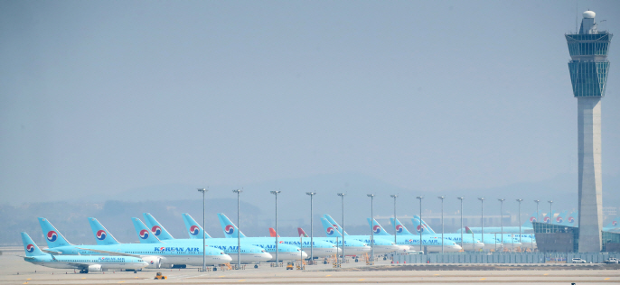 Korean Air to Reopen Dozens of Int'l Routes in June