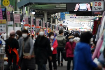 S. Koreans Talk More of Hope as Coronavirus Pandemic Worsens