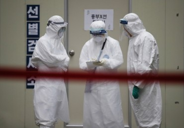 S. Koreans Support Gov't Measures Against Coronavirus