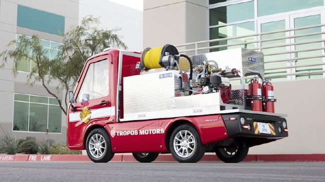 S. Korea to Allow Production of Small Fire and Garbage Trucks