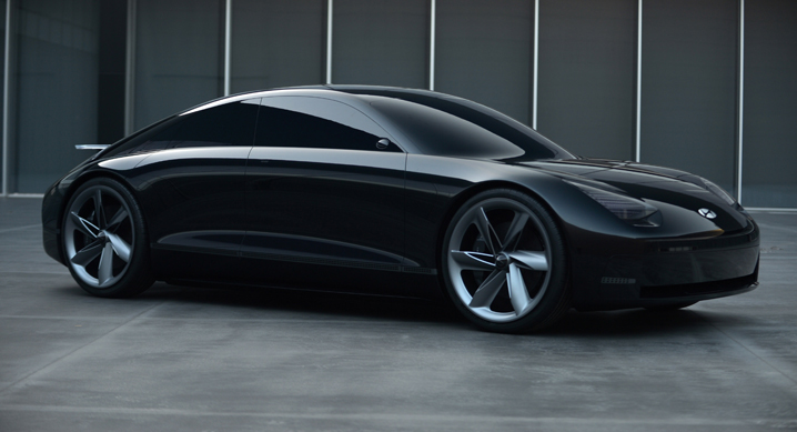 Hyundai Unveils Designs of EV Concept 'Prophecy'