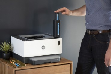 HP Helps Business Professionals Stay Productive at Home with Printing for Months Without Reloading