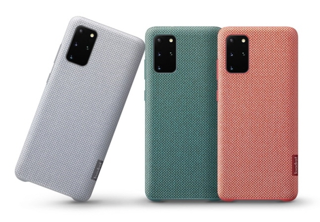 Samsung Produces Smartphone Cases with Plastic Waste