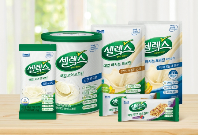 S. Korean Companies Seize Opportunity with High-protein Food Offerings