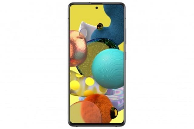 Samsung Unveils 5G Versions of Mid-range Smartphones