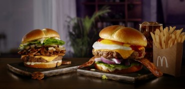 McDonald's Korea Introduces 'Best Burger' Program