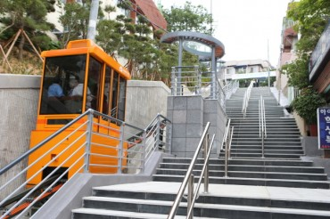 Seoul City Installing Monorails and Elevators in Hilly Neighborhoods