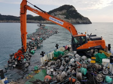 Marine Debris Transformed into Eco-friendly Fashion Items