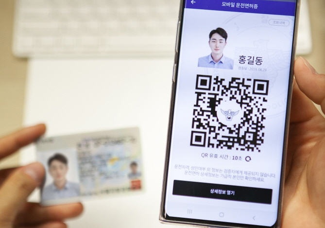 ID Card Mobile Verification Service Due Next Year