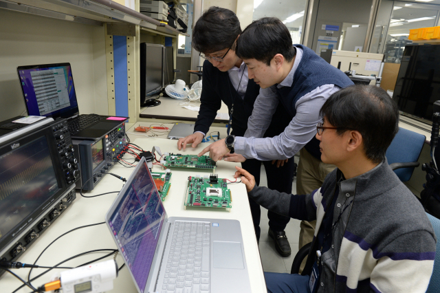 S. Korea Develops Ultra-low-power AI Semiconductors for Servers and Visual Intelligence