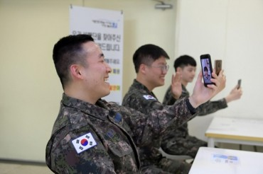 Soldiers Allowed to Make Video Calls amid Prolonged Anti-virus Quarantine Steps