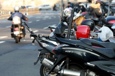 Public Transportation Black Boxes to Identify Motorcycle Violations