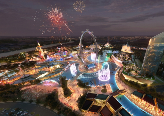 Shinsegae Group to Build Theme Park in Hwaseong