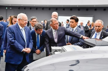 Hyundai Mulls Investment in Israeli Smart Glass Startup