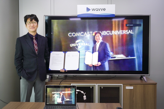 Local OTT Service Provider Signs Partnership with U.S. Media Giant on Content Supply