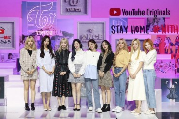TWICE Wants to Send Message of Hope with Upcoming YouTube Original Documentary