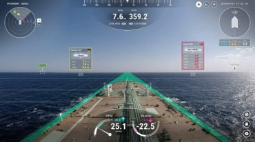 Hyundai Heavy Announces Autonomous Sailing Technology