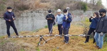 POSCO Develops Precision Technology to Locate Underground Pipes