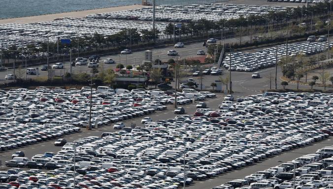 Hyundai Halts Lines for Palisade, GV80 on Parts Supply Glitch