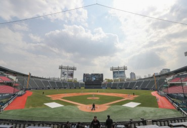 World Taking Note of S. Korean Baseball League's COVID-19 Guidelines as Opening Day Nears