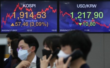 Foreigners' Appetite for S. Korean Stocks to Grow