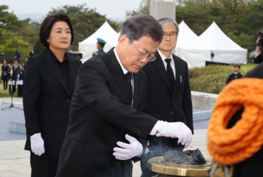 S. Korea Seeks UNESCO Listing of April 19 Pro-democracy Movement