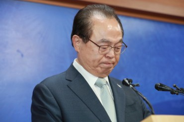 Busan Mayor Resigns over Sexual Harassment