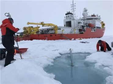 Researchers Use Polar Organisms to Develop New Antibiotics