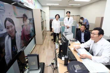 S. Korea to Offer Telemedicine Services for Overseas Builders