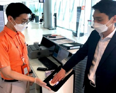Aviation Industry Introducing Contactless Services