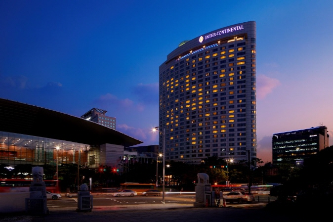 The InterContinental Seoul COEX in Seoul. (image: The InterContinental Seoul COEX)