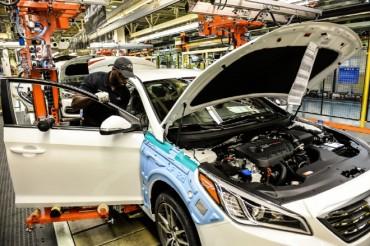 Hyundai Seeks to Acquire GM's Russia Plant