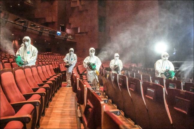 S. Korean Performing Arts Hit Hard by Coronavirus Pandemic in April