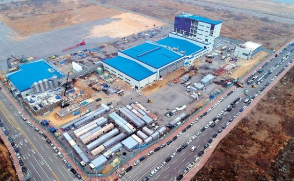 POSCO Chemical Expands Production Capacity of Cathode for EV Batteries