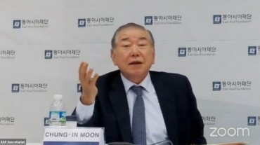 Moon's Adviser Says Antagonizing China Will Start New Cold War