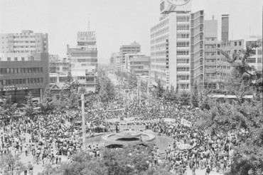 'Spring of Democracy' Exhibition Highlights Records, Emotions of Gwangju Uprising