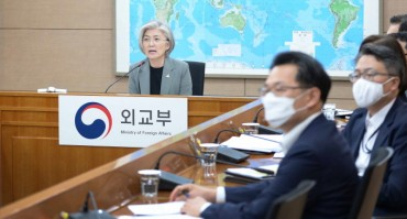 S. Korea Eyes Leading Role in Global Discussions on Overcoming COVID-19
