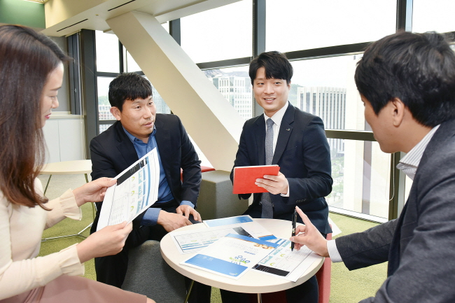 Kyobo Life developed K-FDS on its own by incorporating know-how of experts from a special investigation team with digital technology. (image: Kyobo Life Insurance)
