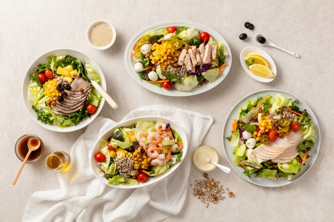 Food Producers Double Down on Salad, Target Health Conscious Consumers