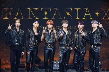 Boy Band Monsta X Grateful for Recent U.S. Breakthrough