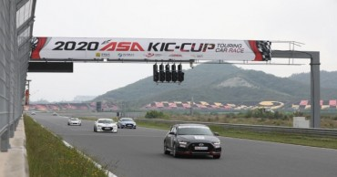 Delayed Motorsports Series Opens New Season Without Crowds