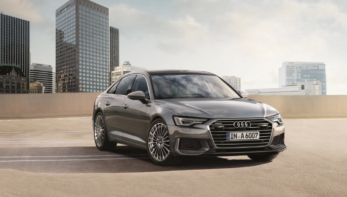 Audi Halts Sales of Latest Model of A6 Sedan in S. Korea