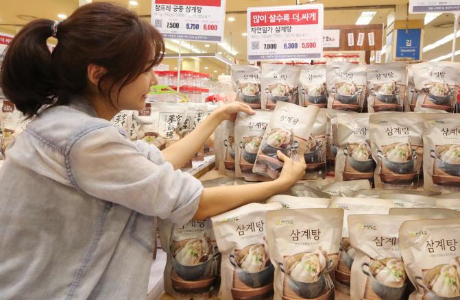 S. Korea's Exports of Chicken Soup Jump amid Lockdowns