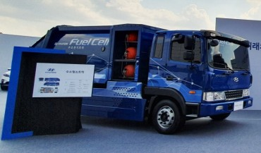 S. Korea to Test Hydrogen Commercial Vehicles
